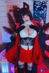 Akagi Azur Lane cosplay by Hidori Rose 03