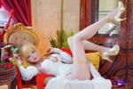 Nero Claudius cosplay formal dress by Hidori Rose