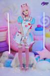 Riamu Yumemi Idolmaster cosplay by Hidori Rose 05