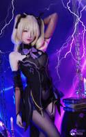 Fischl cosplay by Hidori Rose 14