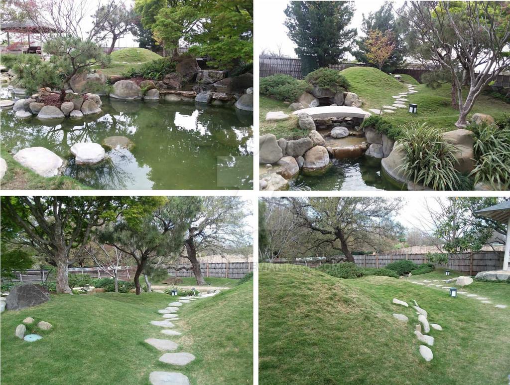 Japanese garden by Coro-Yuki