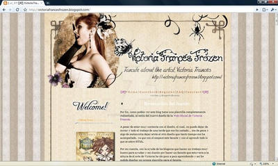 VF Frozen - New Desing by VictoriaFrancesClub