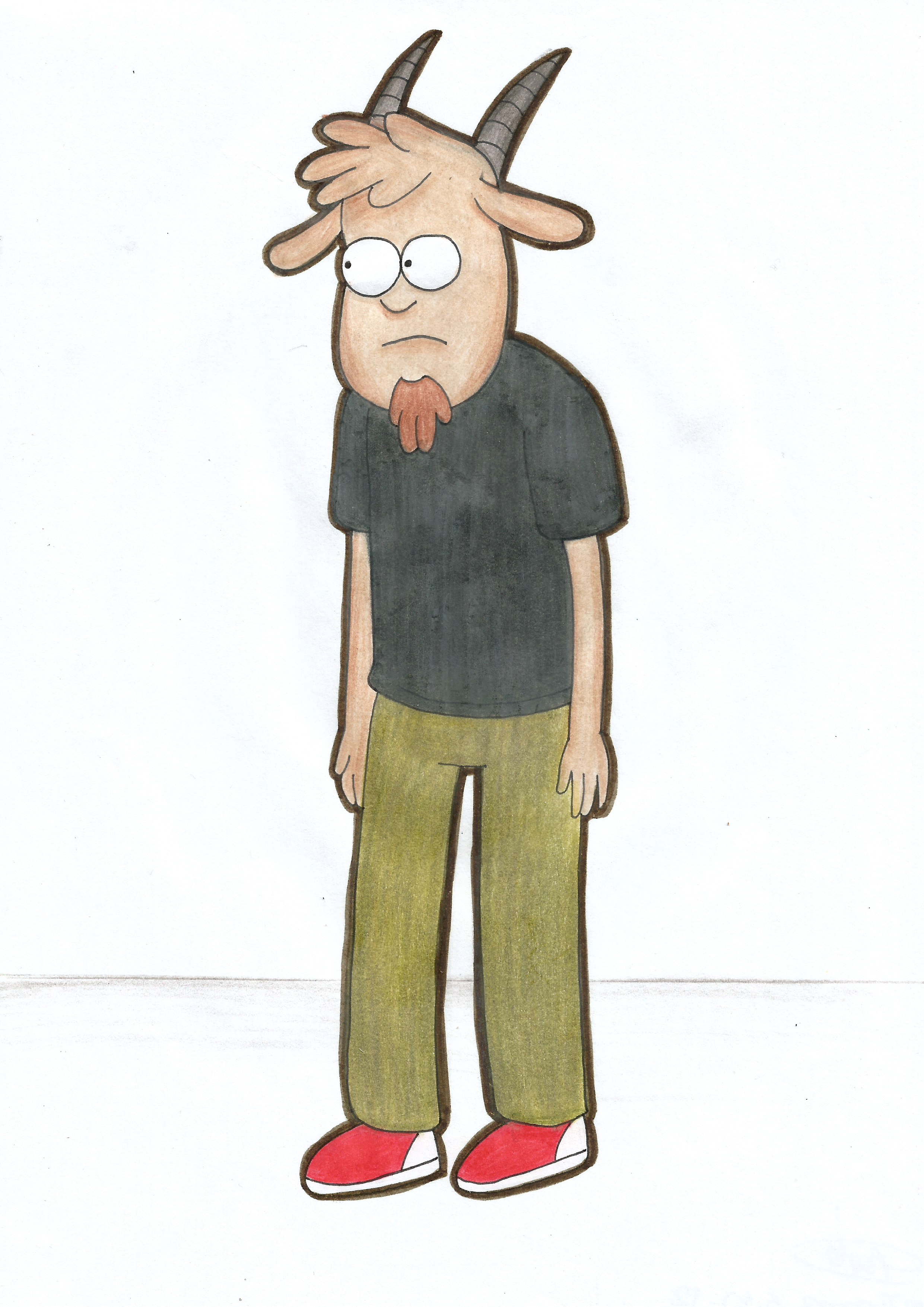 The gallery for --> Regular Show Cj And Thomas