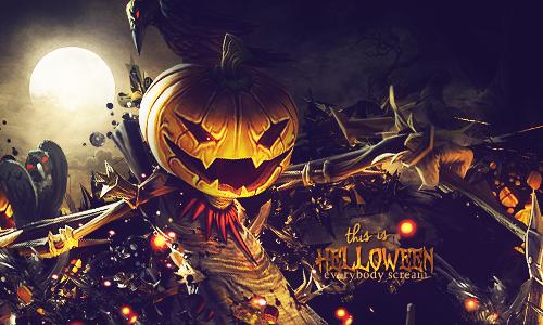This is Halloween by miniMellowGFX on DeviantArt