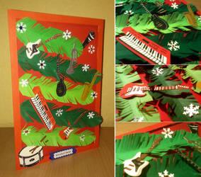 Christmas Card 31 by MLP-Ingeborg88