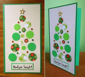 Christmas Card 33 by MLP-Ingeborg88