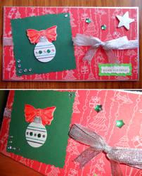 Christmas Card 34 by MLP-Ingeborg88