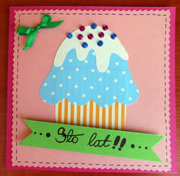 Kartka urodzinowa 67 by MLP-Ingeborg88