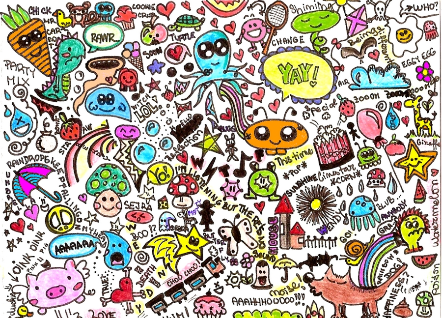 Pictures Of Doodles 70