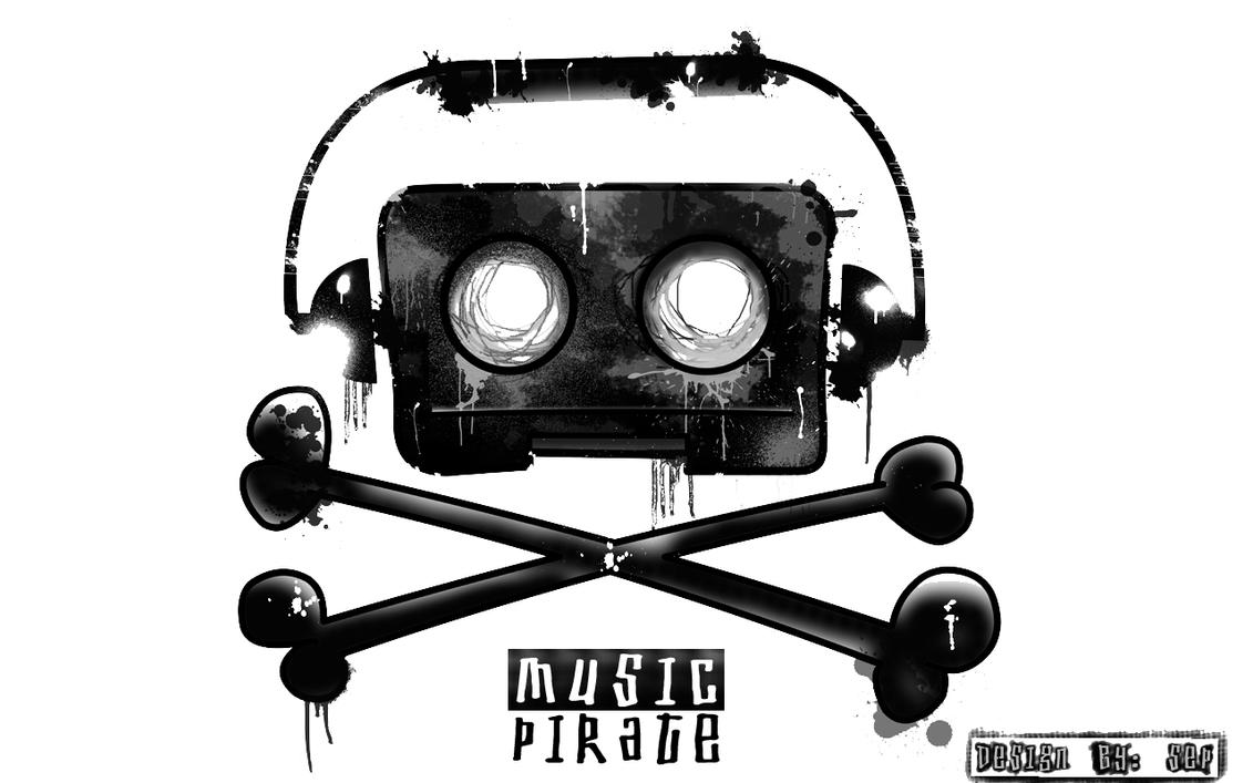 Music Pirate Wallpaper By Nabahaal