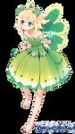 Anime Fairy Render