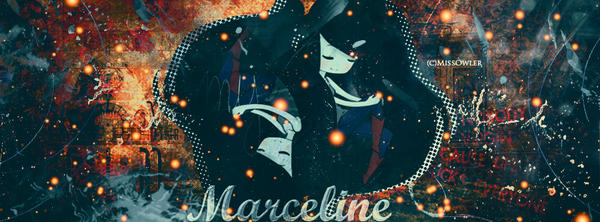 Marceline TLC by NinetailsFoxChan