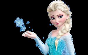 Queen Elsa Png[Frozen] by NinetailsFoxChan