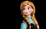 Princess Anna Png[Frozen]