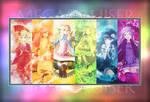 Rainbow Tagwall