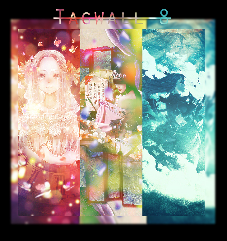 Tagwall 8 by NinetailsFoxChan