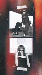 Lisa Polaroid
