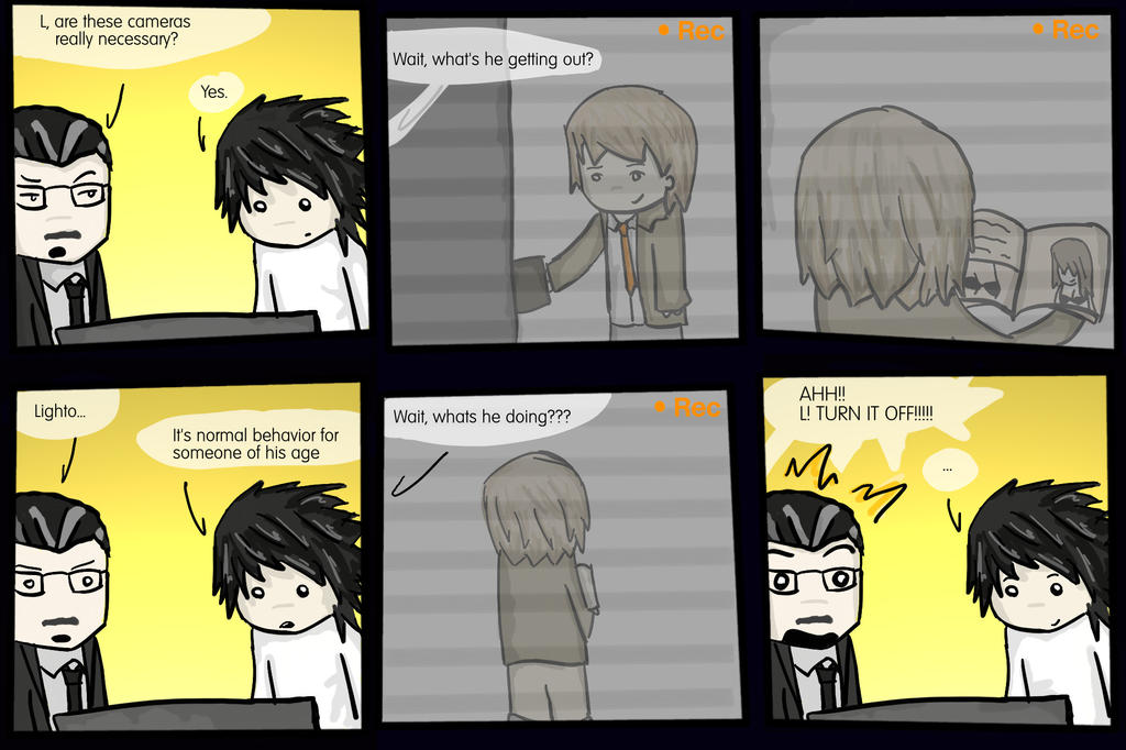 Death Note Chat Room