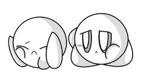 Crying Kirby base