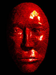 The Shine of the Rojo Mask