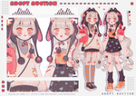 [AUCTION] ADOPTABLE CLOSED!!!! (Twins)