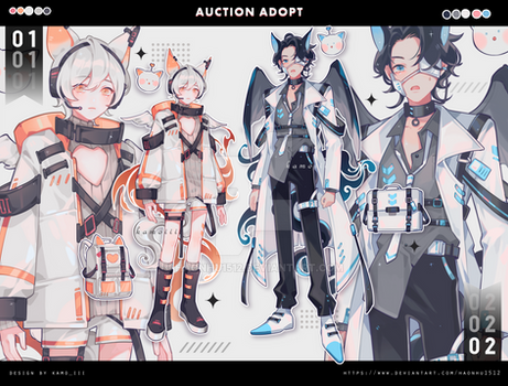 [AUCTION] ADOPTABLE CLOSED!!!! (2/2)