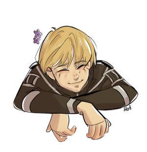 Fanart||Armin