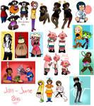 jan-june 2015 doodles