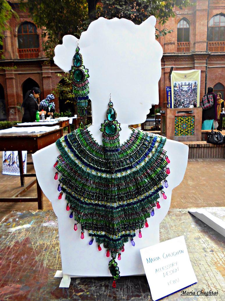 Egyptian Collar by mariachughtai