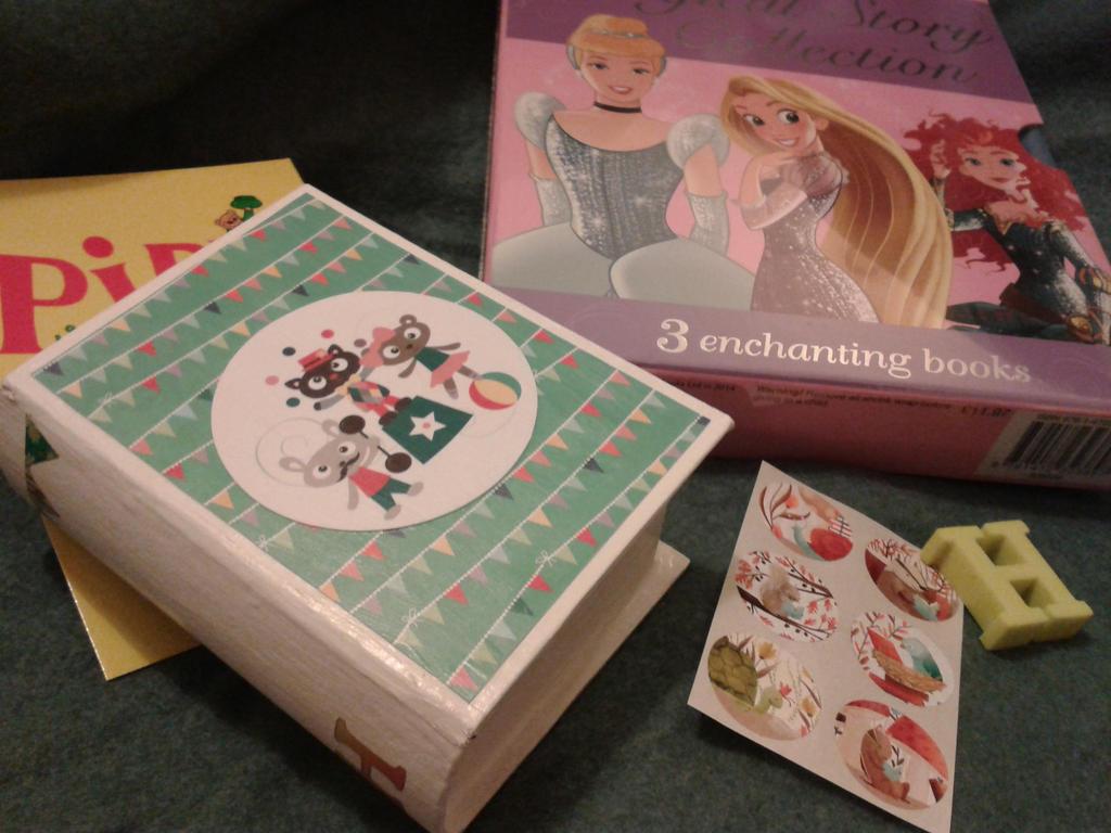 Book Box Post Pals 3 by jenniology