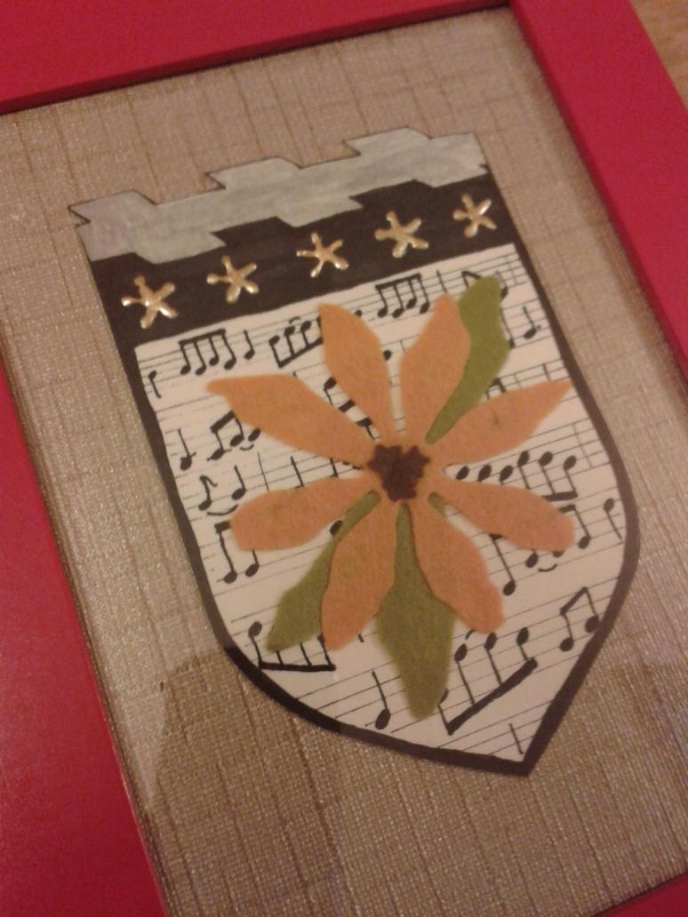 Crest for Nehwen by jenniology