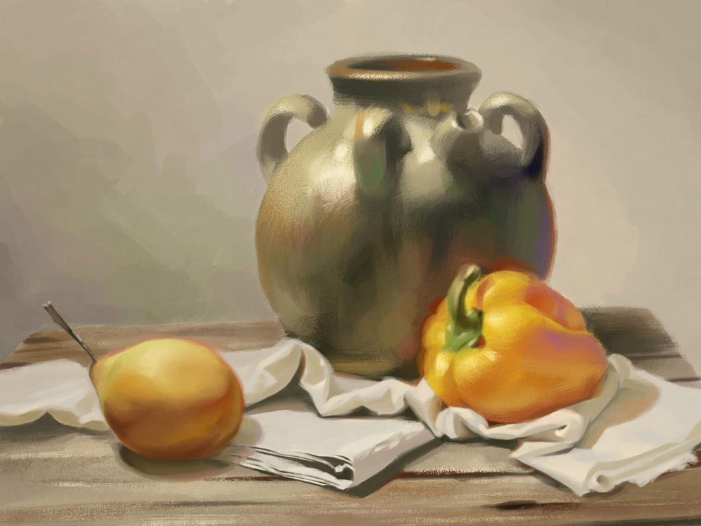 Still life study 2017 by ComporreWhich