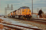 Union Pacific HDR