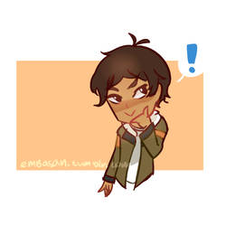 |VLD| chibi lance by refinedgluttony