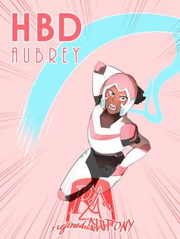 VLD | HBD ninjaubrey