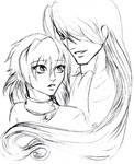 Seras and Pip