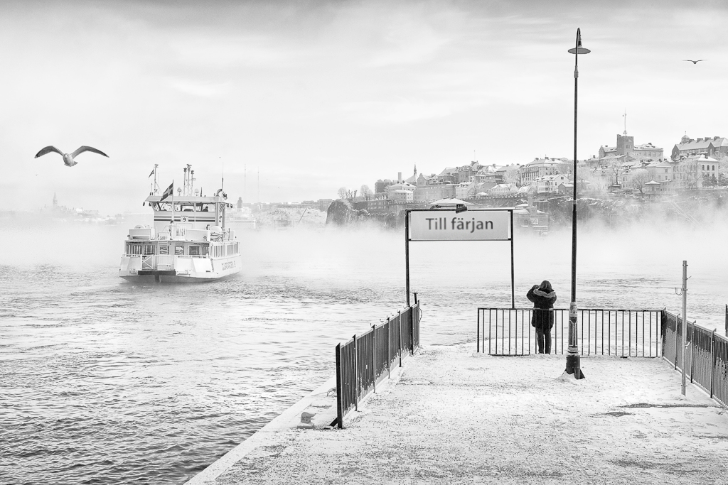 The ferry boat by sandas04