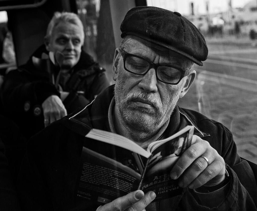 A Good Book by sandas04