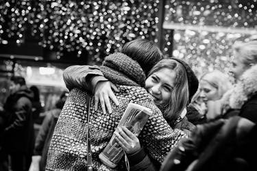 Christmas Hug by sandas04