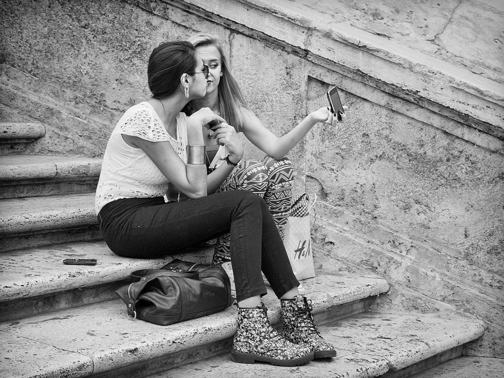Selfie by sandas04