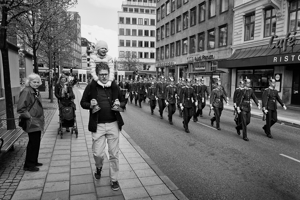 The Parade by sandas04