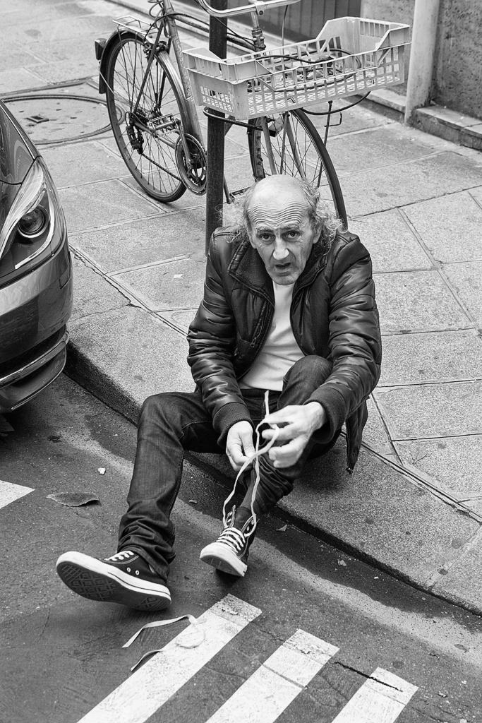 Crazy Shoelace by sandas04