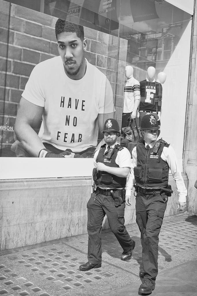 Have No Fear by sandas04