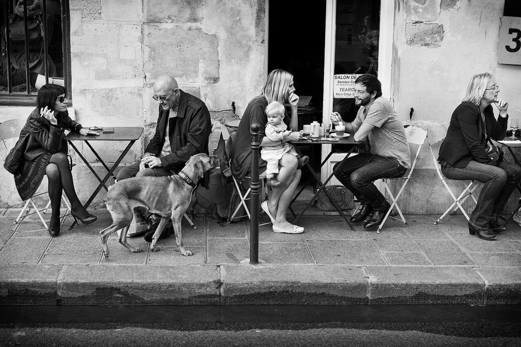 Boy and Dog by sandas04