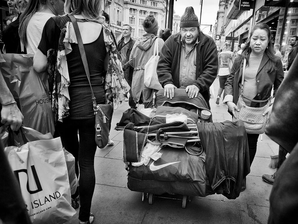 Busy Street by sandas04