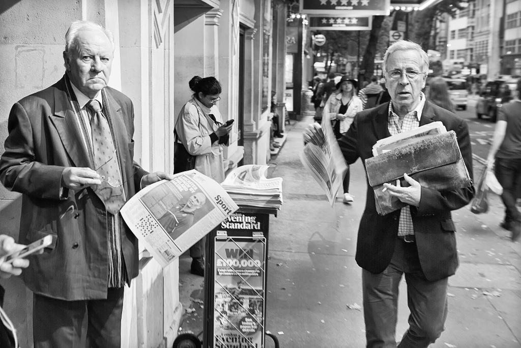 Evening Standard by sandas04