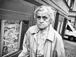 Old Woman by sandas04