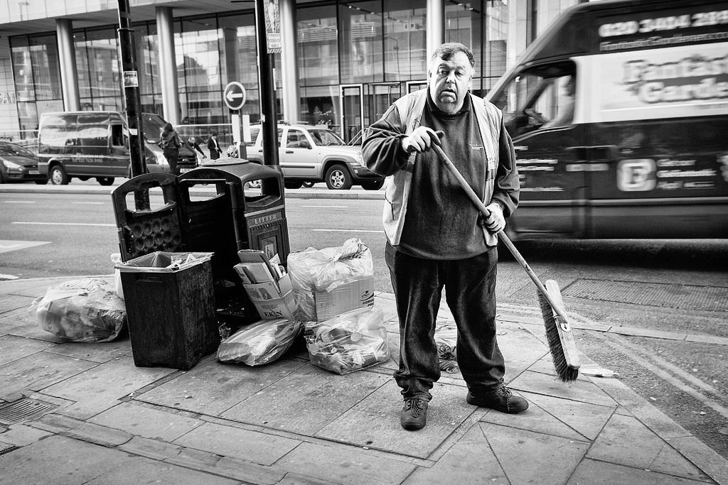 Street Sweeper by sandas04