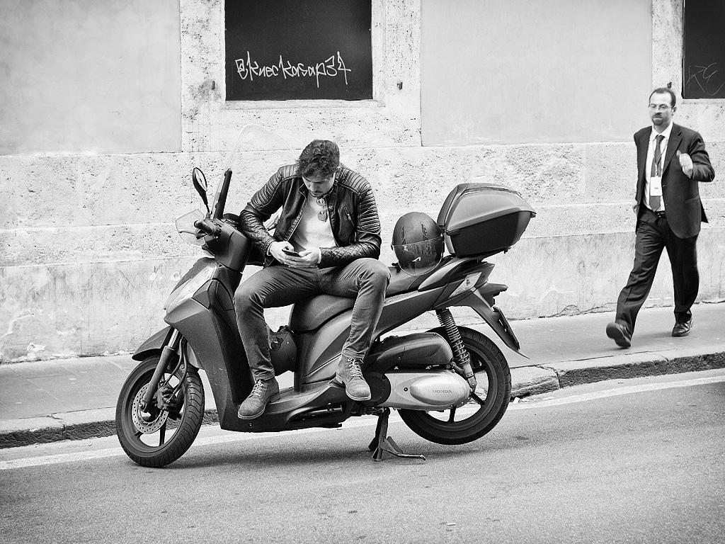 Bike Peace by sandas04