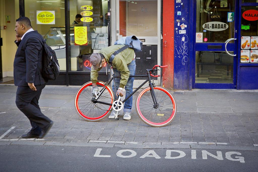 Loading Bike Chain by sandas04